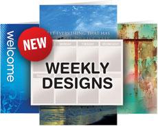 Weekly Designs