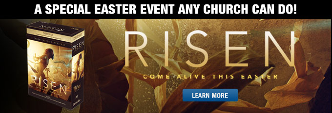 The Thorn: Risen - Start Planning for Easter 2013: New Resources From The Thorn